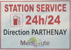 Station service pub